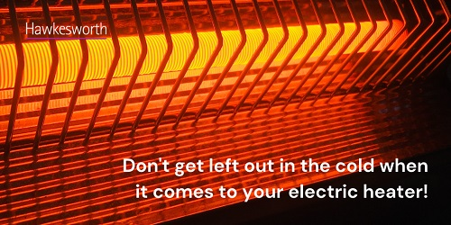 Electric heater safety image